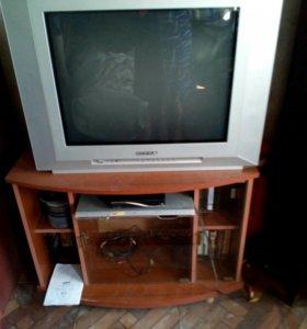 Телевизор SUPRA .