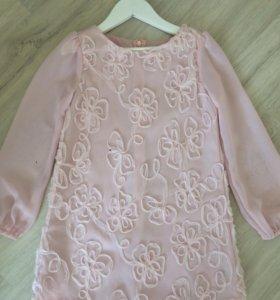 Платье на девочку,110-116рост