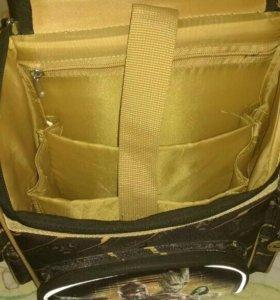 Рюкзак для первоклассника.
