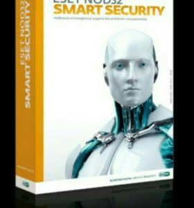 Антивирус ESET NOD 32 smart security