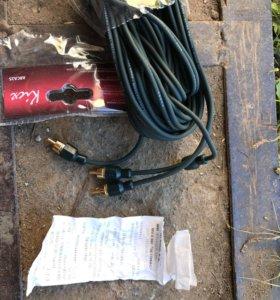 RCA кабель