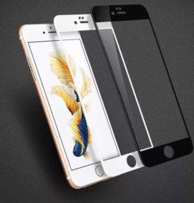 Защитное 3D стекло IPhone 6/6S/7/8/8plus