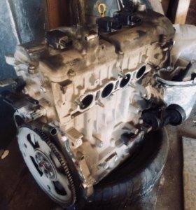 Двигатель Мазда Демио ZJVE 1.3