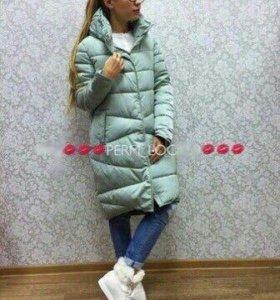 Куртка-пальто зимняя