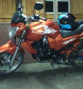 Мотоцикл Racer Nitro 250