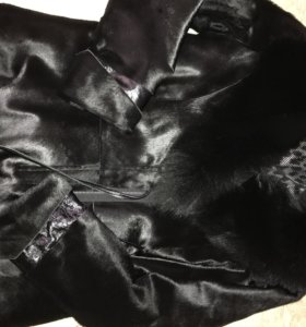 Новая Куртка из натурального меха