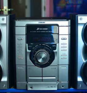 Sony MHC-RG475S HI-Fi Component System (Japan)