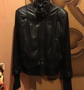 Куртка нат.кожа(Турция)