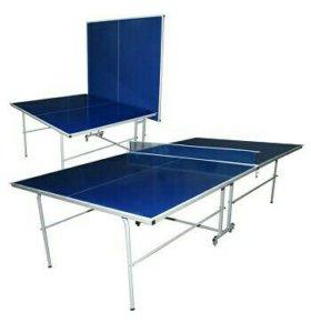 Теннисный стол для улицы, дома