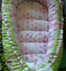 Гнёздышко для новорождённого