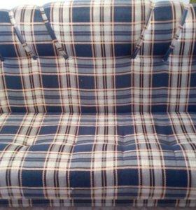Диван + два кресла