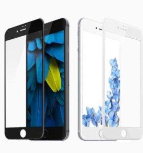 3-D стекло (защитное) iPhone 6/6+/7/7+
