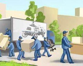 Услуги грузчиков,переезд,вывоз мусора.