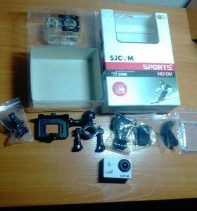 SJ4000 экшен камера .