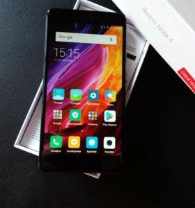 Xiaomi Redmi Note 4 Global 3/32 (новый)