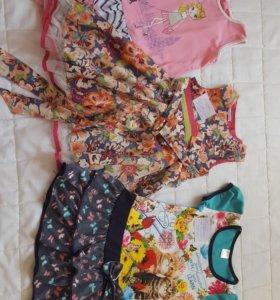 Детские платья 14 шт. Детские вещи.