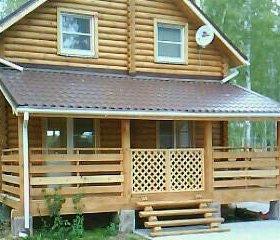 Двери декоративные деревянные