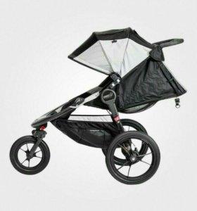 Коляска внедорожник + люлька Baby jogger Summit x3