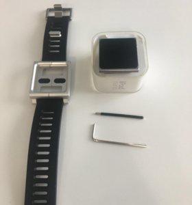 Плеер Apple iPod nano 6 16Gb (серебристый)+ чехол