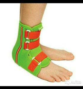 Ортез на правую ногу S