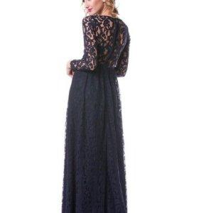 Платье (гипюр)