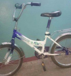 """Велосипед """"Мустанг"""""""