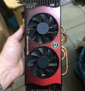 Видеокарта geforce GTX285 1024Mb DDR3 512B