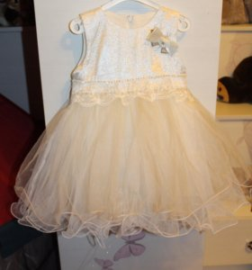 платье на праздник 98-104