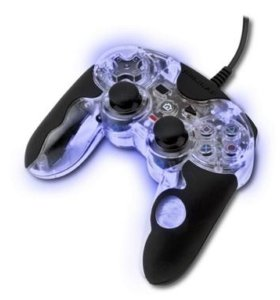 Геймпад AfterGlow Pro Controller Pelican (PS3)
