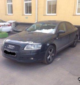 Audi A6, 2008.