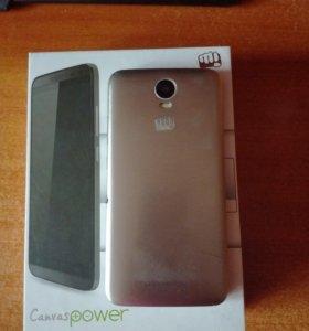 Смартфон Micromax Canvas Power AQ5001 8ГБ
