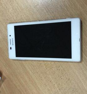 Сотовый телефон Sony Xperia M2 AQUA
