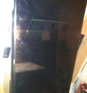 Телевизор Sony KDL-48WD653 разбита матрица