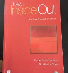 InsideOut учебник по английскому языку