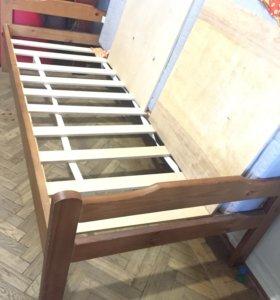 Кровать 200#100 см