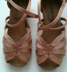 Туфли бальные