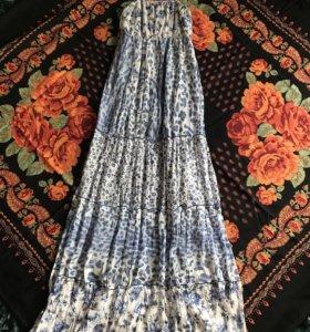 Летний сарафан, платье Motivi.