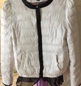 Куртка осенняя размер 44