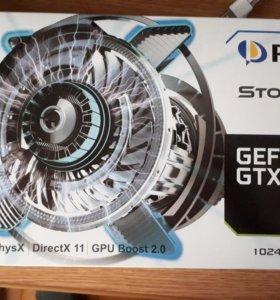 Geforce GTX 750 1gb OC