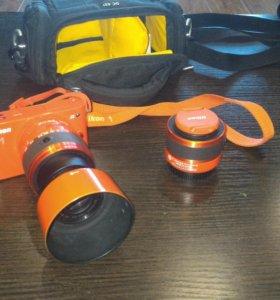 Фотоаппарат Nikon 1J
