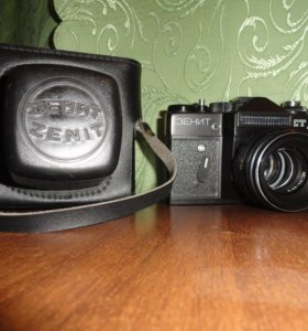 Фотоаппарат зенит ЕТ