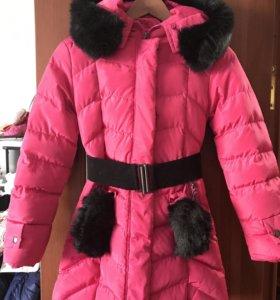 Куртка для девочки 10-11 лет осень
