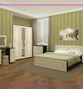 Спальня Зиля МДФ