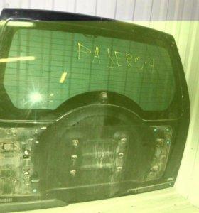 Дверь багажника со стеклом для Mitsubishi Pajero 4
