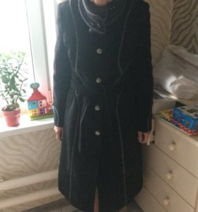 Новое зимнее пальто,50-52