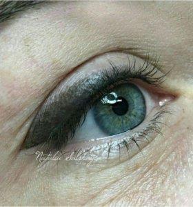 Перманентный макияж (татуаж) с гарантией