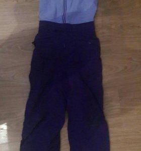 Детский комбинизон на девочку 7 лет