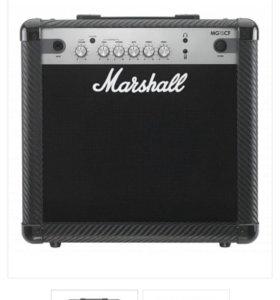 Marshall усилитель