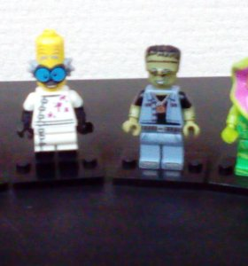 лего минифигурки 14 серия