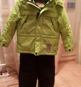 Зимний комплект штаны и куртка.